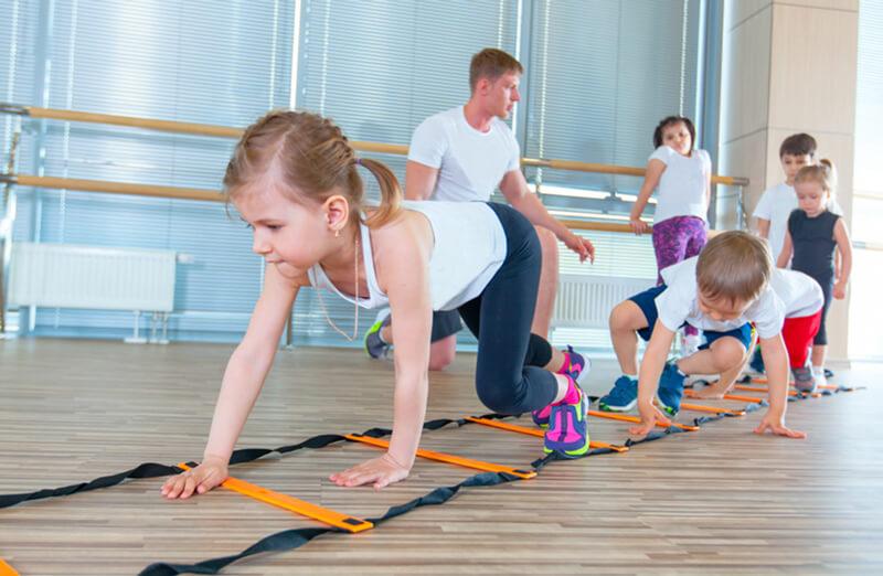 Sportovní hry a cvičení