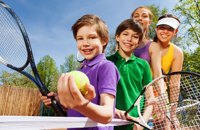 Tenis Jiskra Vír